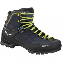 Salewa Rapace GTX Mountaineering Boots - Men's - Night Black/Kamille