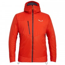 Salewa Ortles Tirolwool Celliant Jacket - Pumpkin