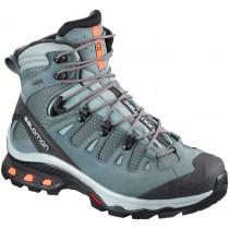 Salomon Quest 4D 3 GTX Womens Walking Boot - Lead
