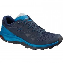 Salomon OUTline GTX Men's Hiking Shoes - Navy Blazer/Indigo Bunting/Quarry