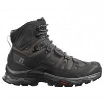Salomon Quest 4 GTX Walking Boot - Men's - Magnet/Black/Quarry
