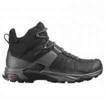 Salomon X Ultra 4 Mid GTX Walking Boot - Men's - Black/Magnet/Pearl Blue
