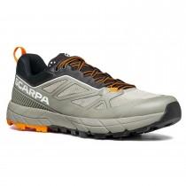 Scarpa Rapid Approach Shoe - Men's - Rock/Orange