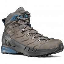 Scarpa Cyclone GTX Walking Boot - Men's - Gull Grey/Stone Blue