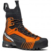 Scarpa Ribelle Tech 2.0 Mountaineering Boot - Black/Orange