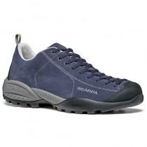 Scarpa Mojito GTX Approach Shoe- Blue Cosmo