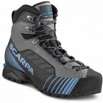 Scarpa Ribelle Lite HD Mountaineering Boot - Iron Grey/Ocean