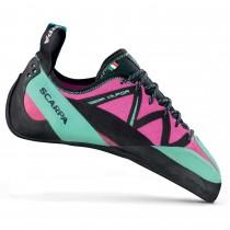 Scarpa Vapour Lace Climbing Shoe - Women's - Dahlia/Aqua