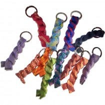 Scavenger Key Ring - Twisted
