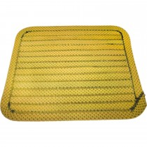 Scavenger Placemat - Yellow