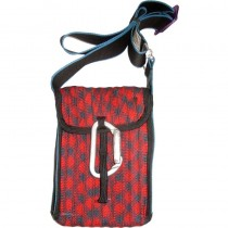 Scavenger Small Karabiner Bag - Red