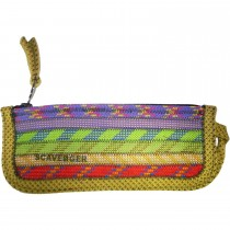 Scavenger Zip Pouch - Large - Multi