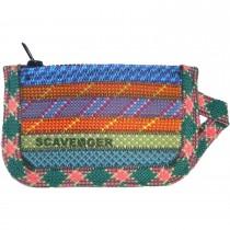 Scavenger Zip Pouch - Small - Multi