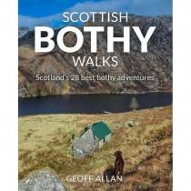Scottish Bothy Walks: Geoff Allan