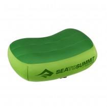 Sea to Summit Aeros Premium Travel Pillow - Regular - Lime