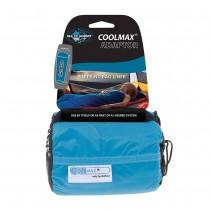 Sea to Summit Coolmax Adaptor Sleeping Bag Liner - Aqua