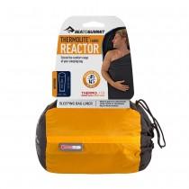 Sea to Summit Reactor Sleeping Bag Liner - Red/Black