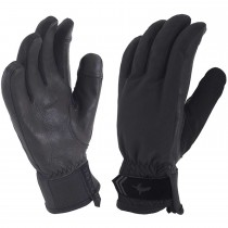 Sealskinz All Season Waterproof Men's Gloves - Black/Charcoal