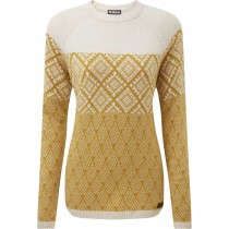 Sherpa Amdo Crew Sweater - Women's - Peetho White