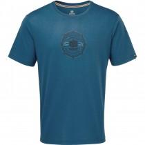 Sherpa Kimti Men's Tee - Raja Blue