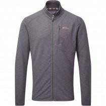Sherpa Om Men's Fleece Jacket - Kharani Grey