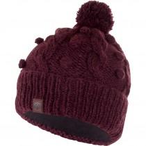 Sherpa Saroj Hat - Ani Burgundy