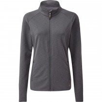 Sherpa Om Women's Fleece Jacket - Kharani Grey