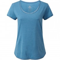 Sherpa Adventure Gear Lungta Short Sleeve Women's Tee - Raja Blue