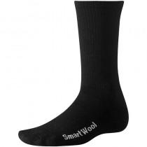 Smartwool Hike Liner Merino Crew Socks - Black