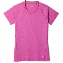 Smartwool Merino 150 Baselayer Pattern Short Sleeve - Womens - Meadow Mauve