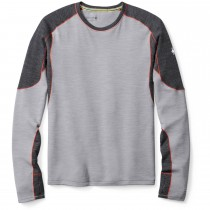 Smartwool PhD Light Long Sleeve - Light Grey