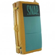 Snap Grand Wham Crash Mat - Green/Curry