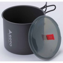 Soto New River Aluminium Cooking Pot