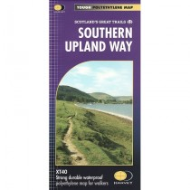 Southern Upland Way XT40: Harvey Maps
