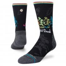 Stance Dancing Dead Crew Socks