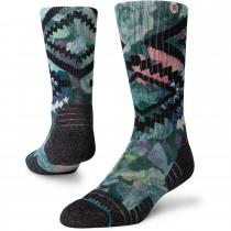 Stance Desert Rose Hiking Socks - Green