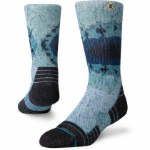 Hayes Crew Hiking Socks - Women's - Light Blue