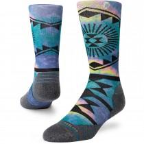 Stance Hines Ridge Crew Hiking Socks - Multi