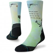 Stance Some Who Like Crew Socks - Green