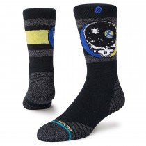 Stance Space Your Face Crew Sock