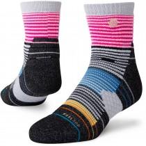 Stance Vickory Qtr Hiking Socks - Pink
