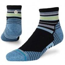 Stance Black Sheep QTR Sock - Black