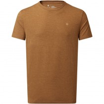 tentree Classic T-Shirt - Men's - Rubber Brown Heather