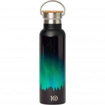 Tentree Waterbottle 0.75ml - Deep Teal Northern Lights