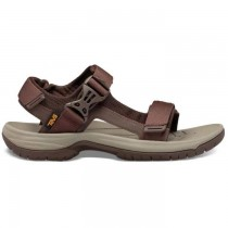 Teva Tanway Sandals - Men's - Chocolate Brown