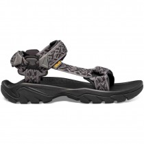 Teva Terra Fi 5 Universal Sandal - Men's - Wavy Trail Black