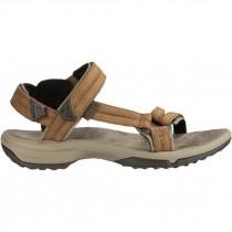Teva Terra Fi Lite Women's Leather Sandals - Brown