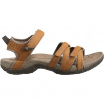 TEVA - Tirra Leather Women's Sandal - Rust