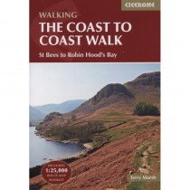 Walking the Coast to Coast Walk from St Bees to Robin Hood''s Bay