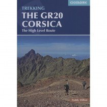 Trekking the GR20 Corsica: The High Level Route